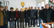 Cumhur İttifakı Doğanşehir'de el ele