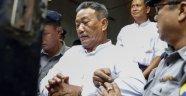 Myanmar'da Müslüman avukatı öldüren sanıklara idam