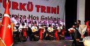 Türkü Treni Gecesine büyük ilgi