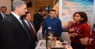 TÜBİTAK bölge sergisi İnönü'de açıldı