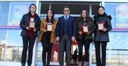 TÜBİTAK Yarışmasında Finalli öğrencilerin başarısı