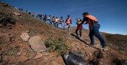 Arapgir'de fidanlar toprakla buluştu
