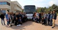 Öğrencilerden Çanakkale'ye ziyaret