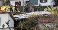 Portekiz'de otobüs devrildi, 28 kişi öldü
