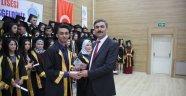 Doğanşehir'de mezuniyet coşkusu