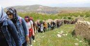 Levent Vadisinde yürüyüş