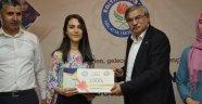 'Bir bilenle bilge nesil' projesinde ödüller verildi