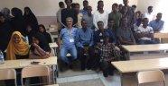İÜ'den Afrika temasları
