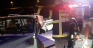 Adıyaman'da feci kaza: 11 yaralı