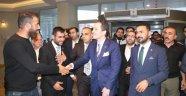 Erbakan partililerle buluştu