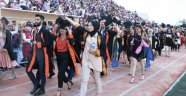 İÜ'de  mezuniyet coşkusu