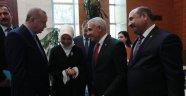 Erdoğan'a kayısı ikramı