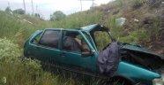 Sivas'ta trafik kazası: 1 ölü 1 yaralı