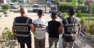 Hırsızlık şüphelisi 5 şahıs tutuklandı