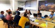 Malatya heyeti AB'nin desteklediği spor projesinin Atina'daki toplantısına katıldı