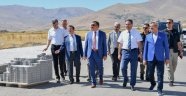 Gürkan'dan inceleme gezisi