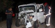 Ağır yaralı sürücü kurtarılamadı