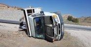 Hekimhan'da trafik kazası : 2 yaralı