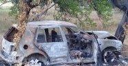 Takla atan otomobil yandı: 2'si ağır 5 yaralı