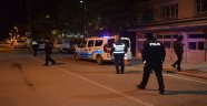 Park halindeki araçlara silahlı saldırı