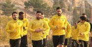 Fenerbahçe maçı hazırlıkları sürüyor