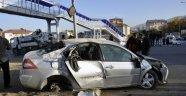 Sivas'ta trafik kazası: 3 yaralı