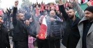 Doğu Türkistan'daki zulme tepki!