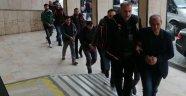 Torbacı operasyonu: 10 tutuklama
