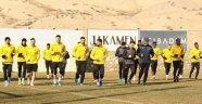 Başakşehir maçı hazırlıkları sürüyor