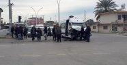 Otobüs öğrenci servisine çarptı: 5 öğrenci yaralandı