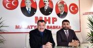 Gürkan'dan MHP'ye ziyaret