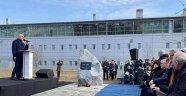 İran'daki uçak kazasında ölenler için Ukrayna'da anıt yapıldı