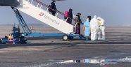 Çin'den Ukrayna'ya getirilen kişiler karantinaya alınıyor