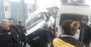 Öğrenci taşıyan iki minibüs kaza yaptı: 20 yaralı