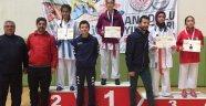Karatede Malatya 13 madalya kazandı