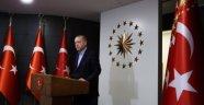 Erdoğan 7 aylık maaşını bağışladı!