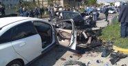 Freni boşalan tır katliam yaptı: 5 ölü 15 yaralı