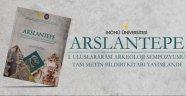 Arslantepe kitabı yayımlandı