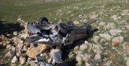 Trafik kazası: 1'i ağır 4 yaralı