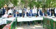 Kasapoğlu öğrenci yurdu inşaatında incelemelerde bulundu