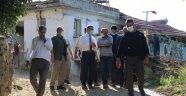 5,2'lik depremde 6 ev ağır hasar aldı