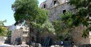 Taşhoron Kilisesi restore ediliyor!
