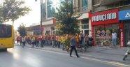 Yeni Malatyasporlu Taraftarlar Şehitler İçin Yürüdü