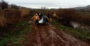 Adıyaman'da balıkçı su kanalı kenarında ölü bulundu