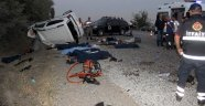 Adıyaman'da katliam gibi kaza: 7 ölü