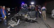 Adıyaman'da kaza: Biri uzman çavuş 2 ölü