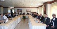 Adıyaman Üniversitesi çocuk cerrahisi uzmanları toplantısına ev sahipliği yaptı