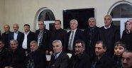 AK Parti Akçadağ İlçe Yönetiminden Tanışma Yemeği