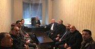 AK Parti Başkan adayından Ekici'ye ziyaret