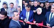 AK Parti'nin seçim bürosu açıldı